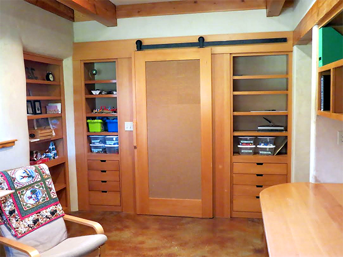 Custom Office Cabinets Medford