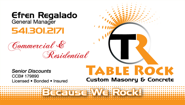 Table Rock Custom Masonry