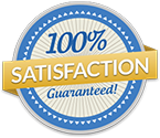 100% Satisfaction Guarantee on Wood floor installation, repair and restoration in medford oregon