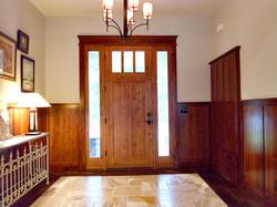 Custom Wood Entry Medford