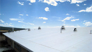 TPO Membrane Commercial Roofing Installation, repair, replacement in Medford Oregon