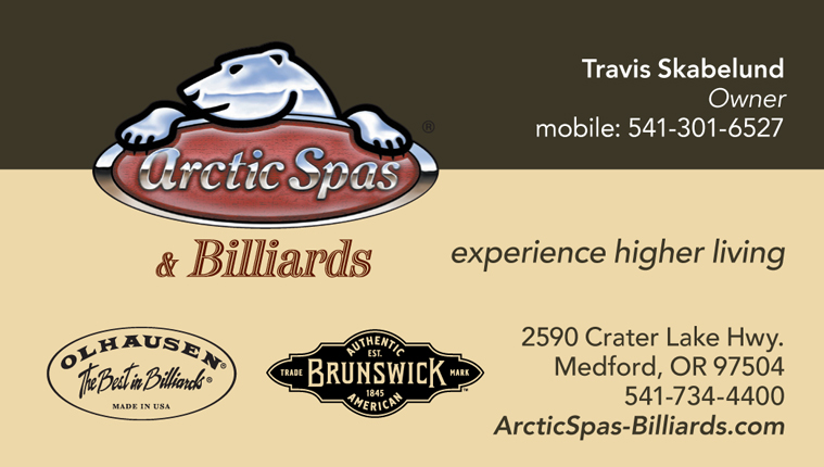 Arctic Spas & Billiards