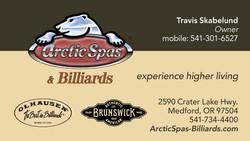 Arctic Spas & Billiards