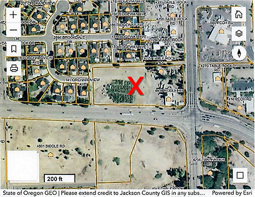 4404 Biddle Rd Plat map 1 with x.jpg