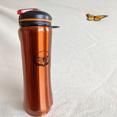 Western Monarch Advocates Water Bottle