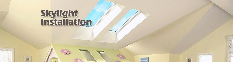 skylight installation medford oregon
