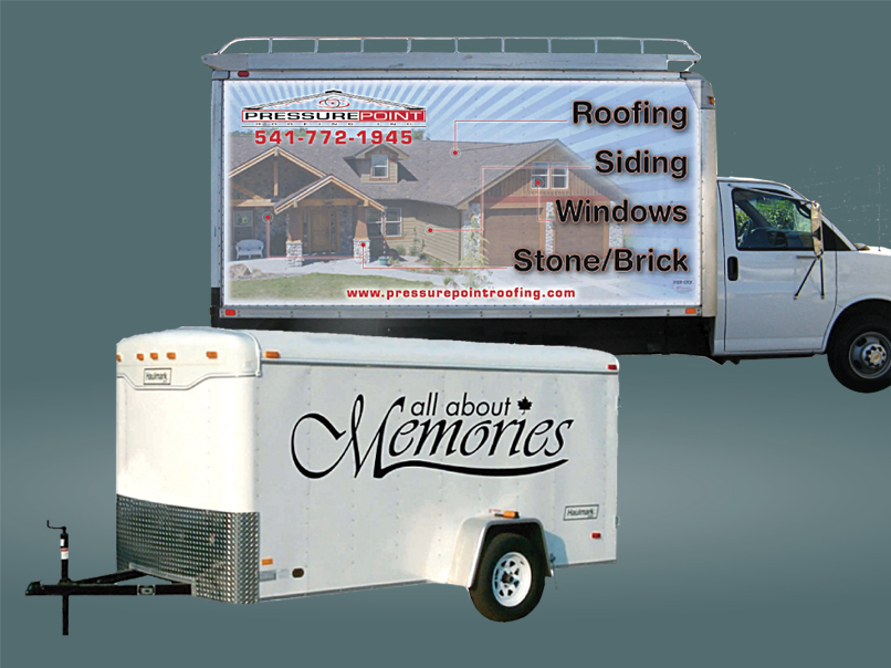 Commercial Trucks & Trailer Signage