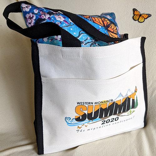 Western Monarch Summit 2020 Tote Bag