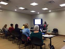 Oklahoma grant training