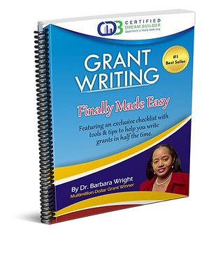 Grant Writing Finally Made Easy