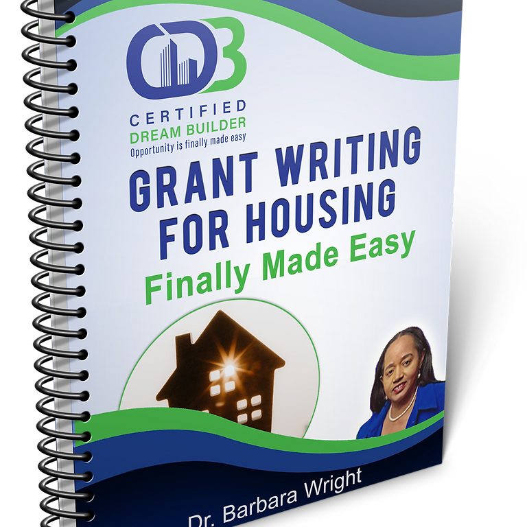 Grant Writing for Affordable Housing Programs