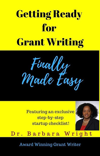 Getting Ready For Grant Writing Success