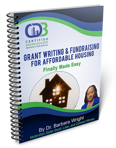 Grant Writing and Fundraising for Affordable Housing Programs, w/Links
