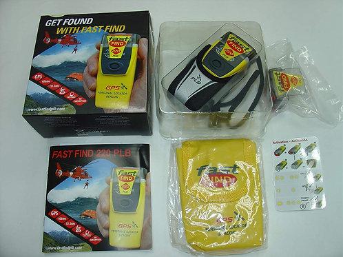 Персональный радиомаяк FASTFIND 220