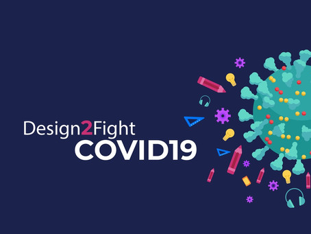 Professionals creating together to defeat COVID19