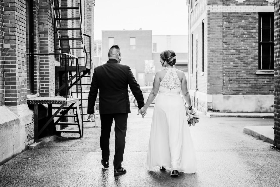 Un mariage en Octobre...