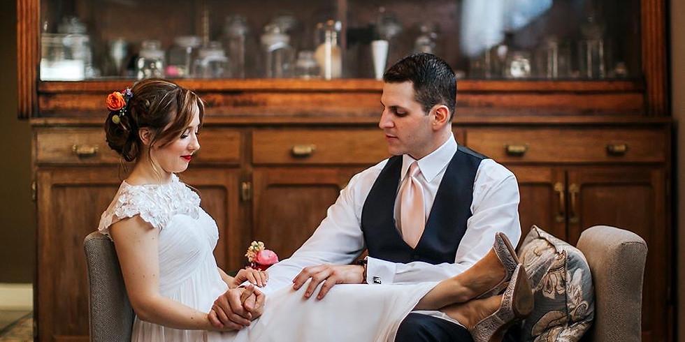 Wedding Mr & Mrs Y