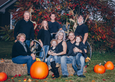 Session famille automne
