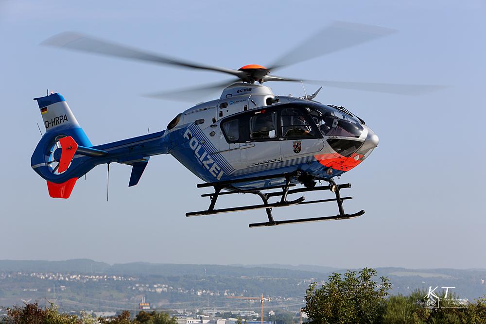sperber91 - die Polizei aus der Luft