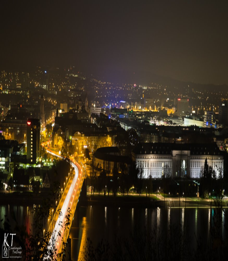 Straßen der Nacht