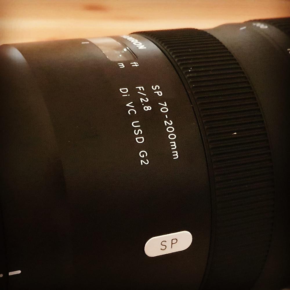 Tamron SP 70-200mm/2.8