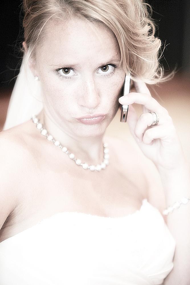 Braut-Phone....