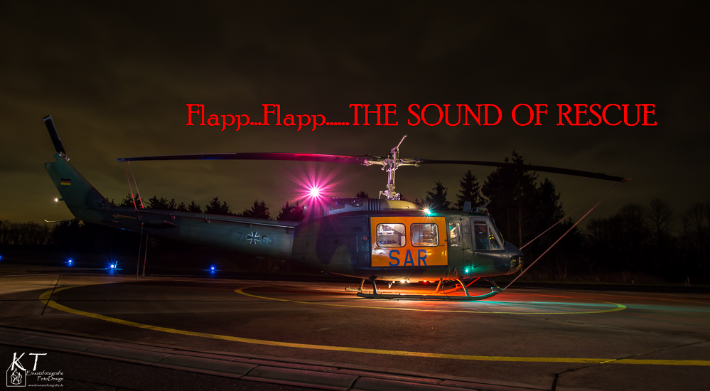 flappflapp...the sound of rescue
