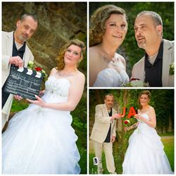 Klappe!... Wedding Time die 1.  ....
