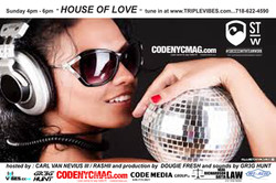 triple vibes house of love 2