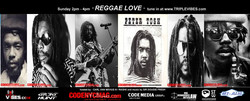triple vibes rehae love