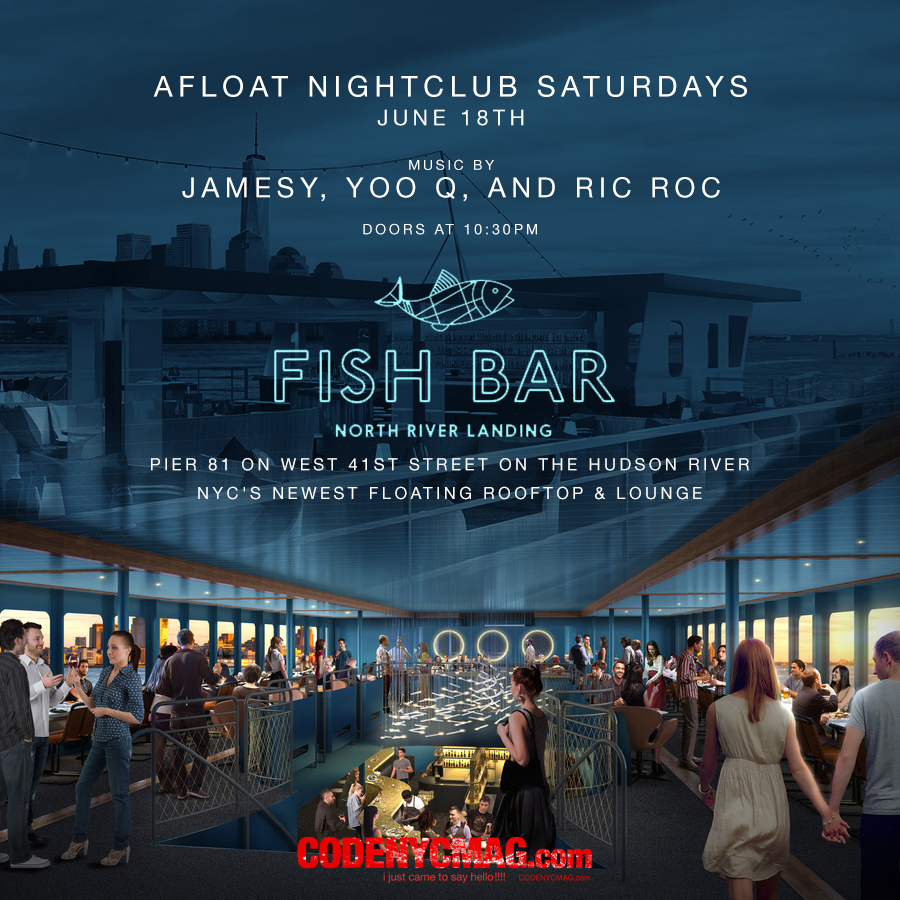 FISH BAR June 18