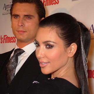 Kardashian & Scott Disick.JPG