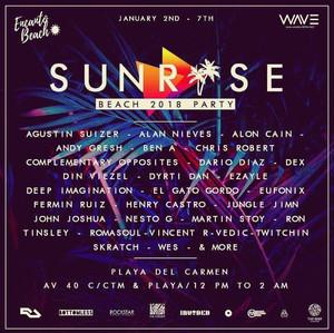 5-5 Sunrise Beach Party festival 01-01-1