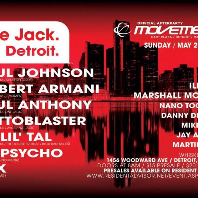 5-3 Movement Festival in Detroit 5-29-16