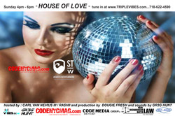 triple vibes house of love