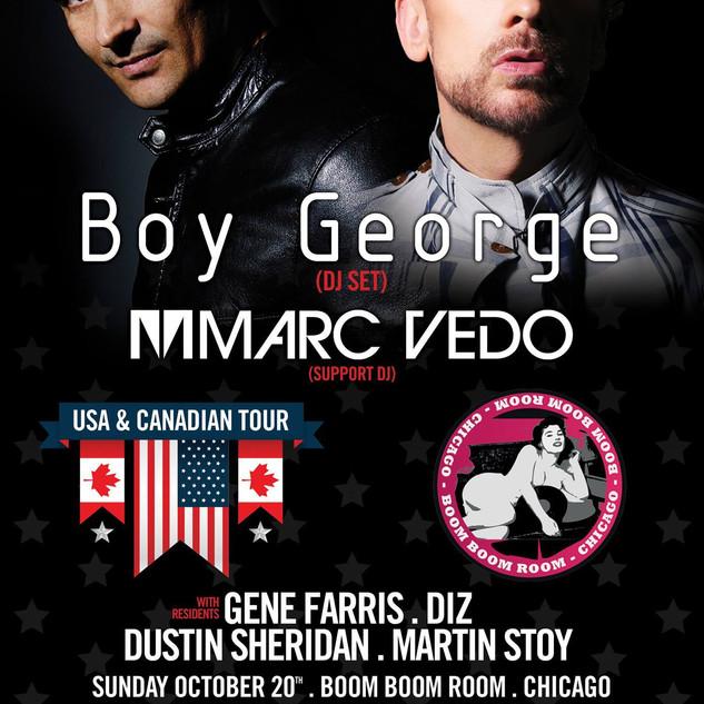 Boy George, Martin Stoy @ BBR 10-18-13.j