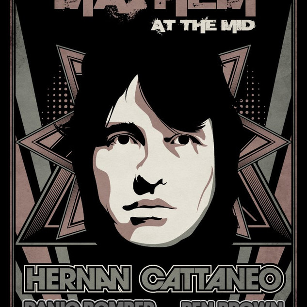 Herman Cattaneo, Martin Stoy @ The Mid t