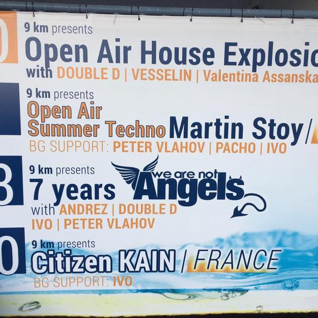 5-4 Open Air hous Explosion festival Plo