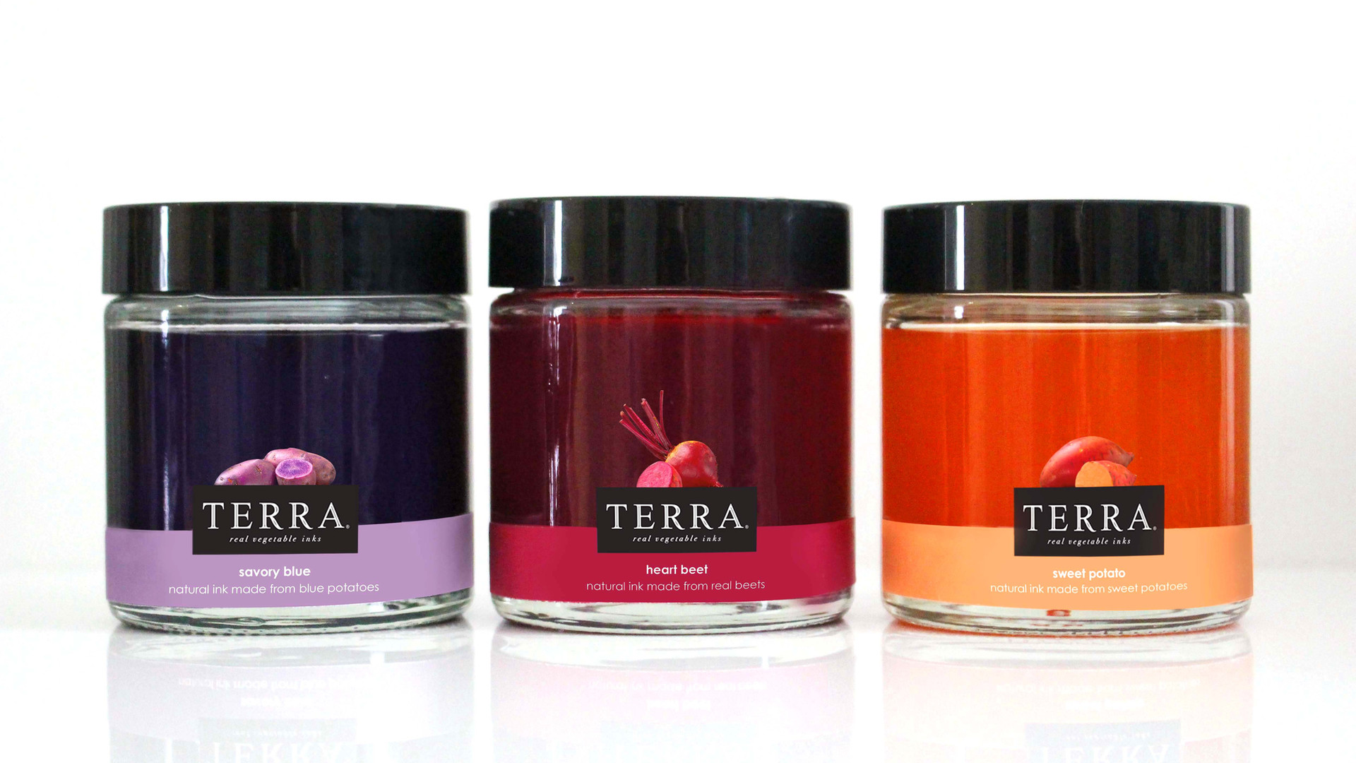 Terra turns veggie chips into paints, delivering 16x higher engagement rate on Instagram