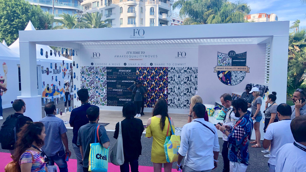 The Female Quotient launches 'Make Equality Moves' campaign via Burns Group