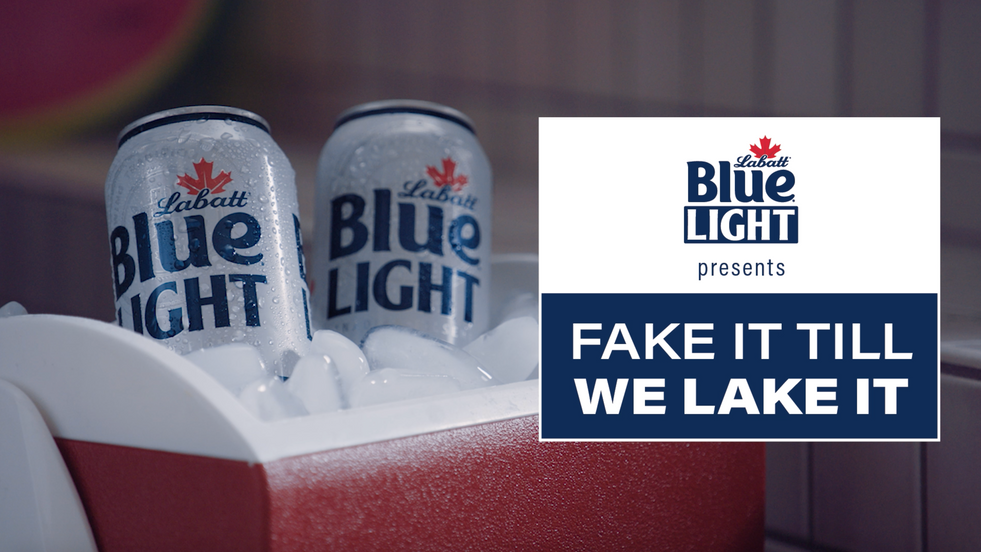 Labatt Reshot Its Entire Summer Campaign Mid-Lockdown Without a Budget