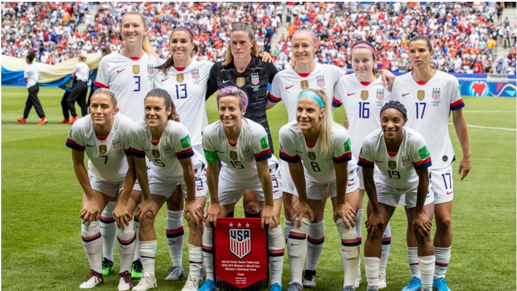 With US Women's Soccer Donation, Secret Hopes to Start a Sponsorship Trend