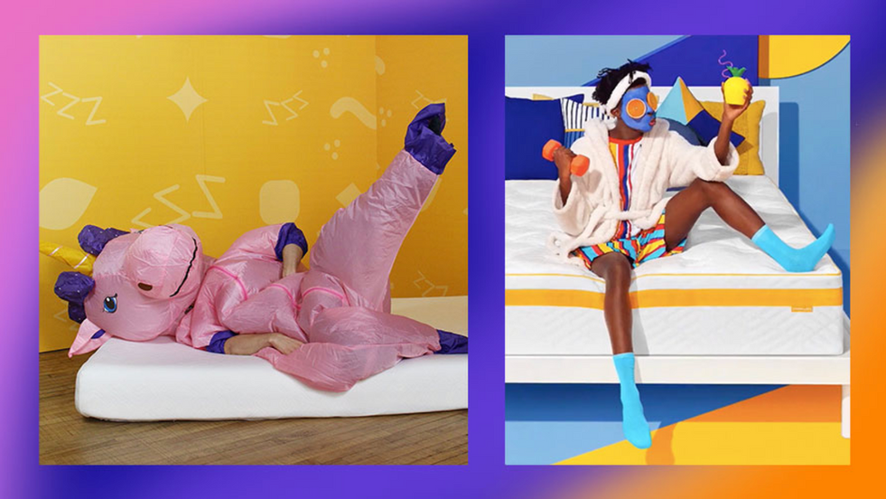 Simmons Is Revealing Its Rebrand on TikTok to Reach the Next Generation of Customers