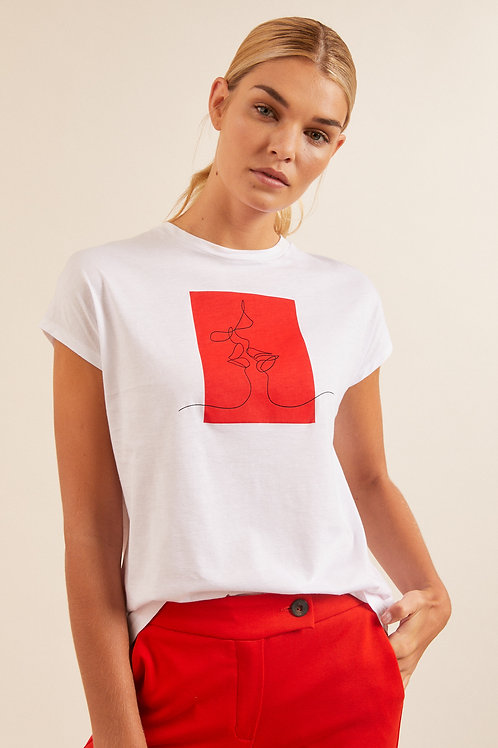 Pretty-woman T-shirt