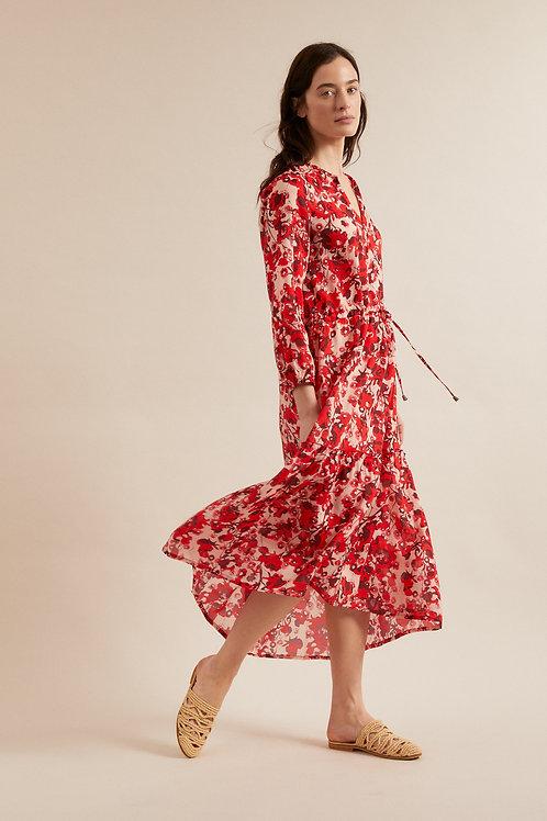 Flowerbed Kleid