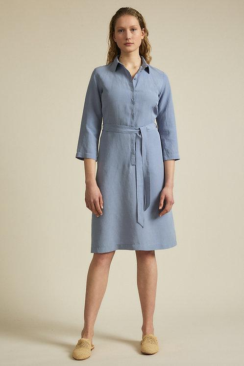 Hemdblusen- Kleid
