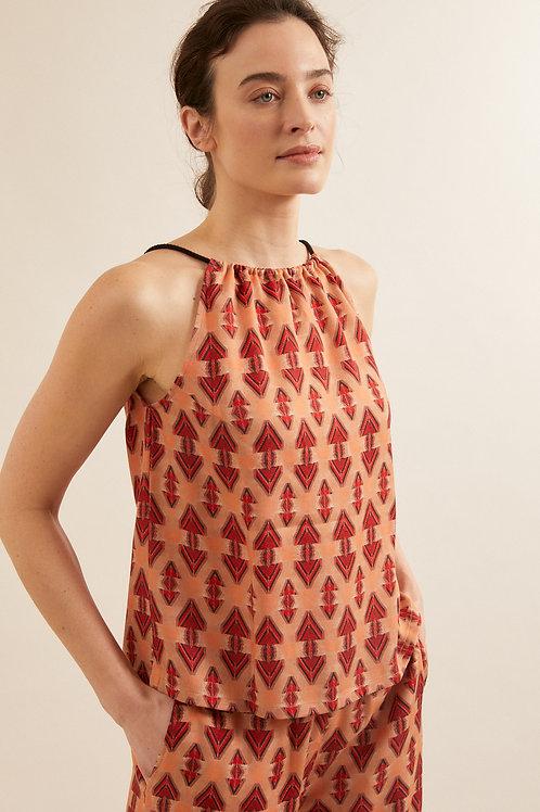 Oriental Bluse