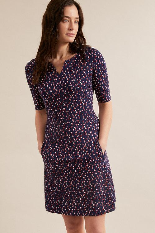Wild Dot Kleid