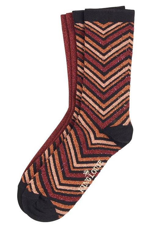 Socks 2-Pack Indra