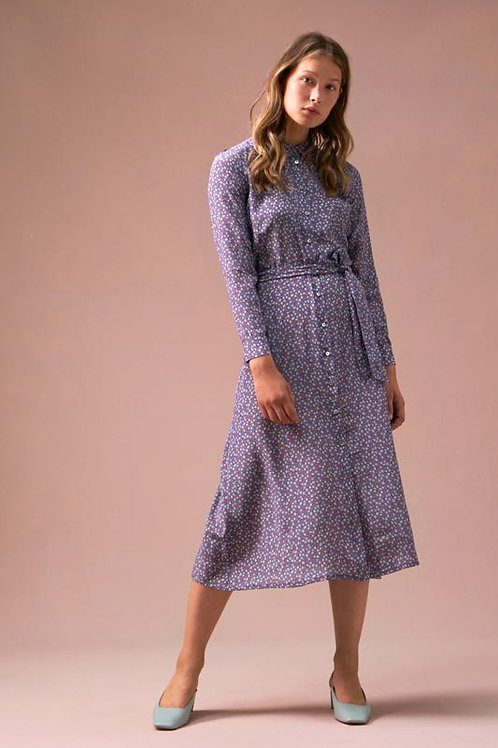 Olive Midi Dress Coulisse